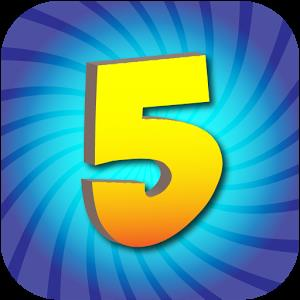 logo of 5 Little Clues 1 Word app