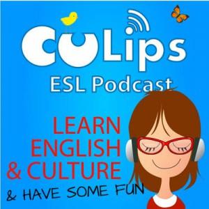 CulipsESLPodcast app logo