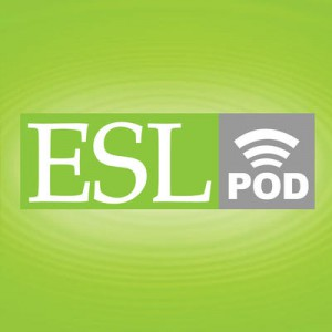 logo of ESLPod app
