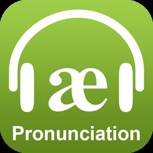 English Pronunciation app logo