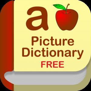 KidsPictureDictionary app logo