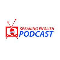 SpeakEnglishPodcast app logo
