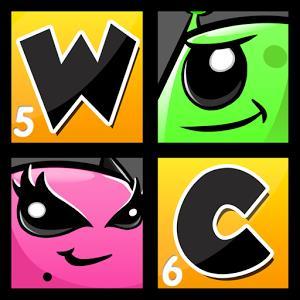 Word Chums app logo
