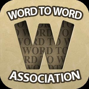 logo of Word to Word: Association Game app