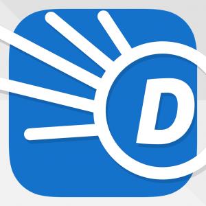 logo of Dictionary.com app
