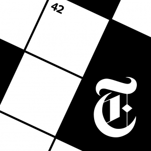 NYTimes Crossword app logo