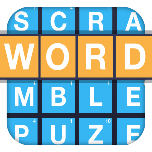 WordScramble app logo