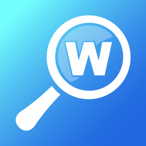 WordWebDictionary app logo